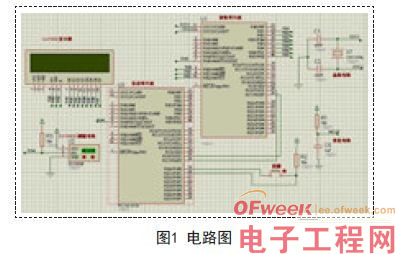 PIC单片机数字式测温计设计及仿真