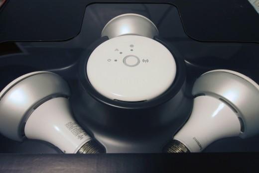 飞利浦Hue LED智能灯泡更大 覆盖区域更广