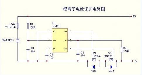 熔断器:锂离子电池的保护设计