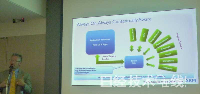 ARM谈战略:提供物联网的所有处理器