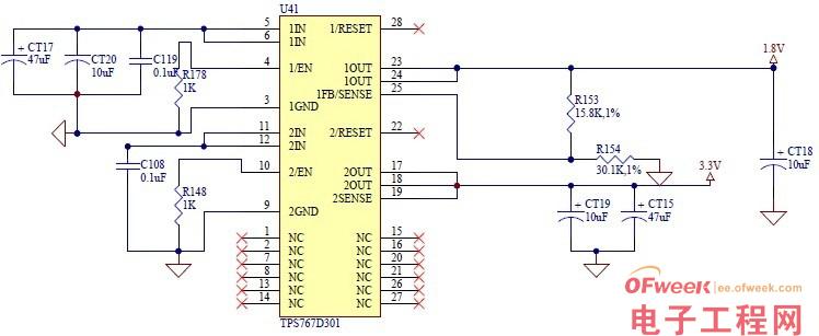 嵌入式开发:DSP声音采集系统硬件设计