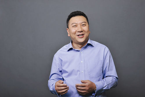 专访斑马技术大中华区总经理吴坚