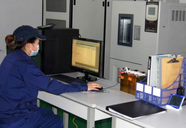 新型磷酸铁锂锂离子起动电池通过国家级鉴定