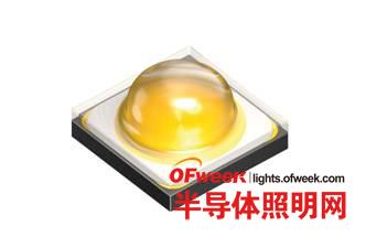欧司朗 LED:高温下寿命依然长久