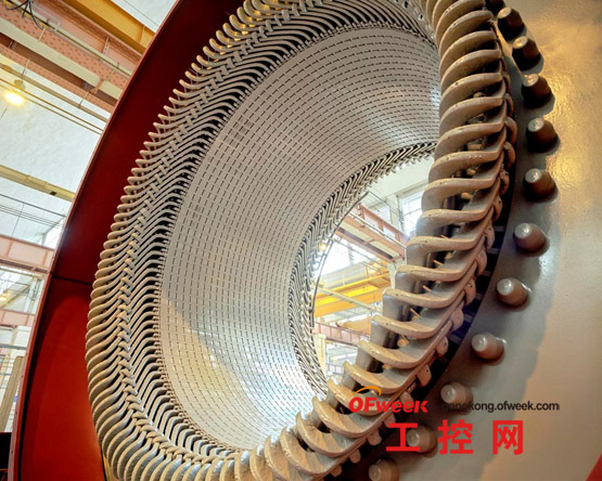 阿尔斯通的环形电机业务