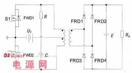 输入24VDC输出220VDC整流逆变电源的设计