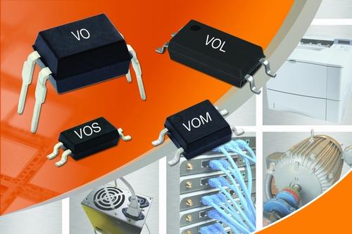 Vishay发布采用超小SSOP-4 Mini-Flat封装的新款低输入电流光耦