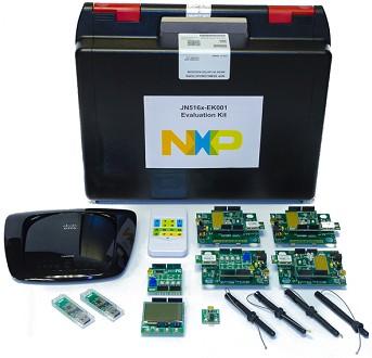 恩智浦JN516x无线微控制器和评估套件