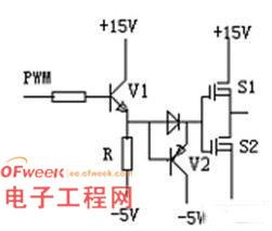 提供负压的互补电路图