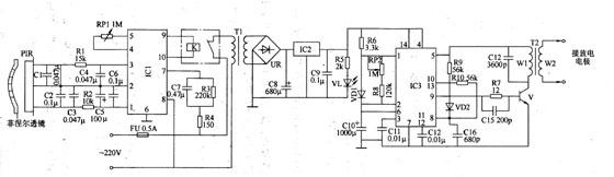 电路工作原理