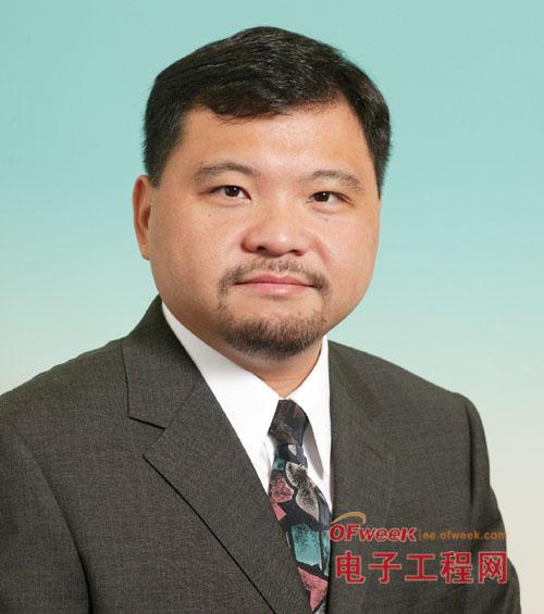 安森美半导体电源市场全球销售及营销高级总监 郑兆雄