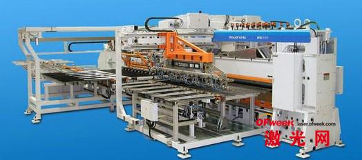 激光焊接系统