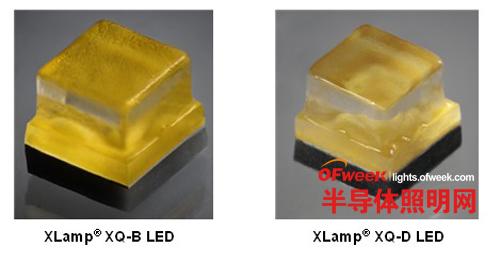 科锐推出XLamp® XQ LED