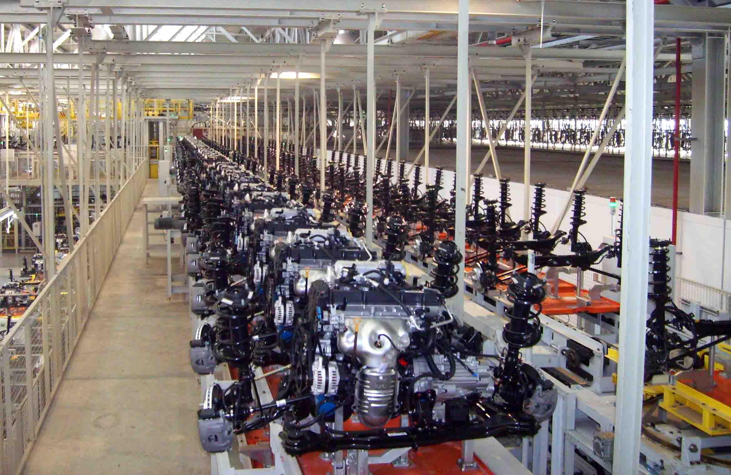 上海传统制造业升级 数字化工厂迎来新产业革命
