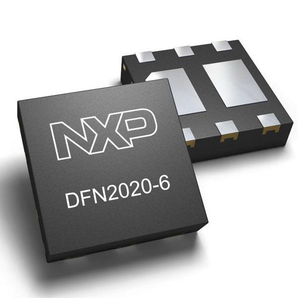 恩智浦推出全球首款采用2mmx2mm无引脚封装的低VCEsat双晶体管