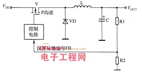 电感式DC/DC变换器工作原理