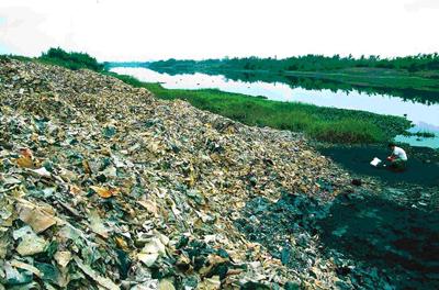 《中华人民共和国固体废物污染环境防治法》以下简称《固