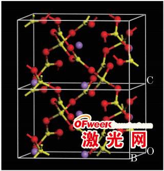 图2lbo晶体的空间结构