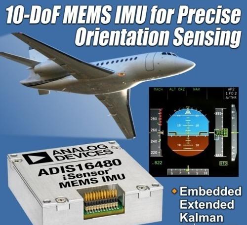 MEMS传感器向集成化智能化发展