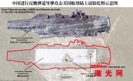 中国航母杀手