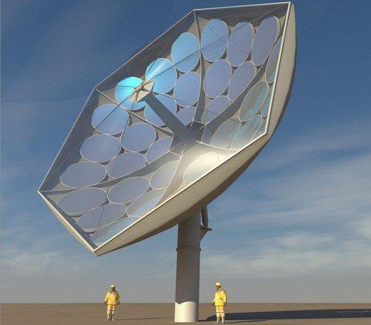 IBM全新太阳能收集系统问世