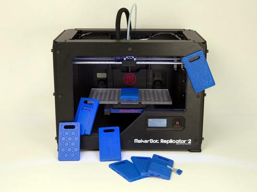 完美制造机器 3D打印机的十大优势