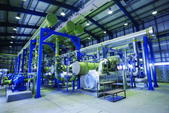 Experion过程知识系统将用于控制并监测水工业