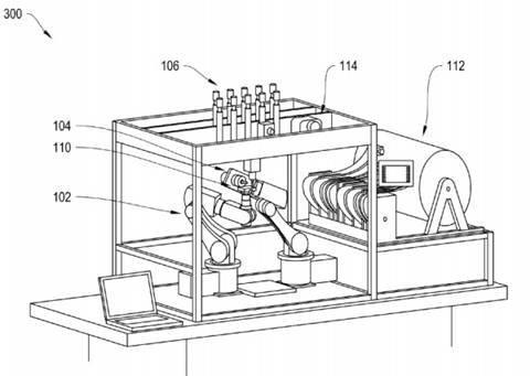机器自动化3D打印