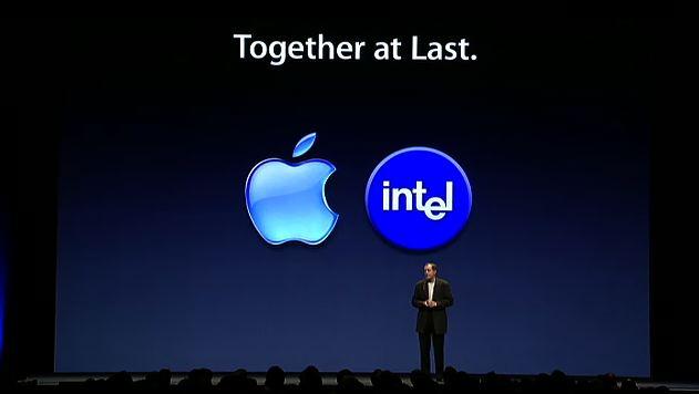 苹果公司或将与英特尔签订芯片代工协议