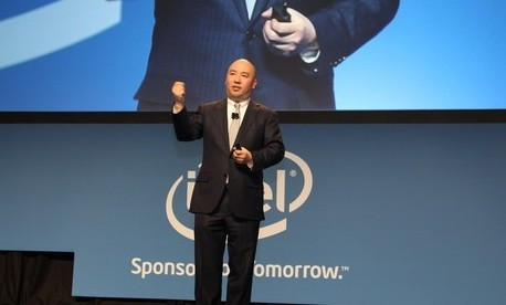 英特尔全球副总裁、中国区总裁杨叙