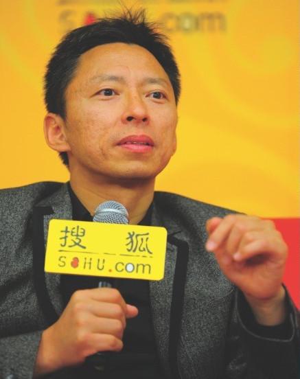 搜狐CEO张朝阳