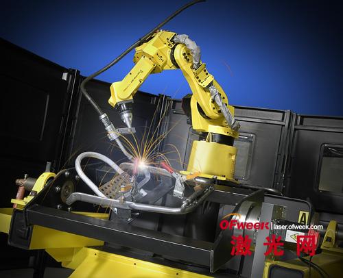 机器人焊接工作站