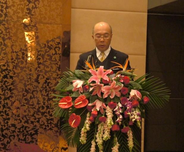 三菱电机中国区总经理谷口丰聪