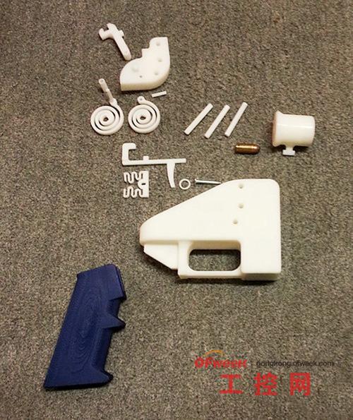 3D打印与武器制造