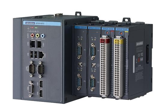 可编程自动化控制器APAX-6572