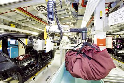 制造业自动化生产