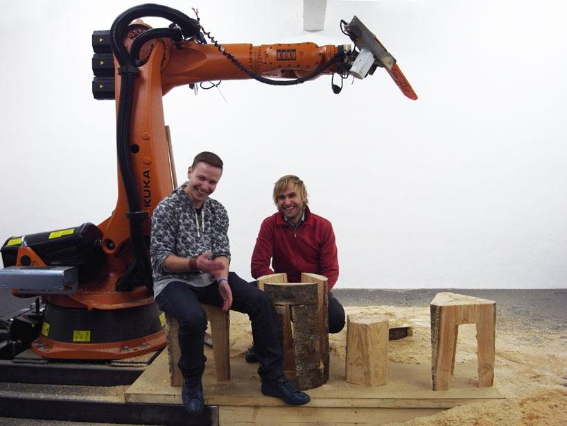 木匠机器人