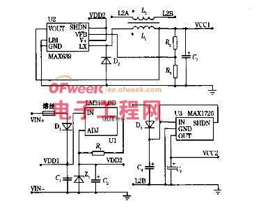 两线制变送器微功率隔离电源设计