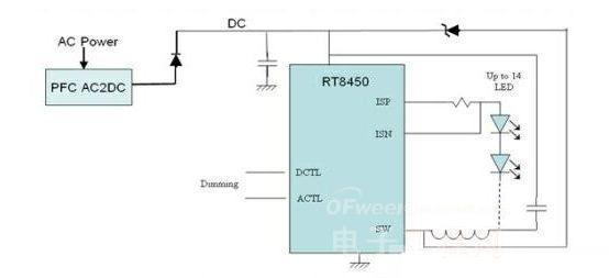 led路灯电源设计图例解析图片