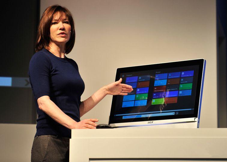 Windows部门总裁Julie Larson-Green