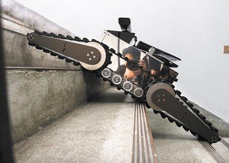 履带机器人