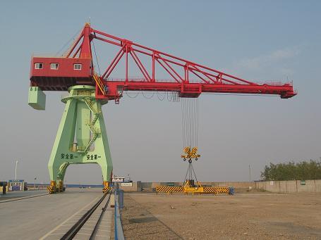 50吨变频船用起重机