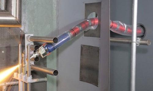 英国OC机器人公司的研究人员开发出激光蛇