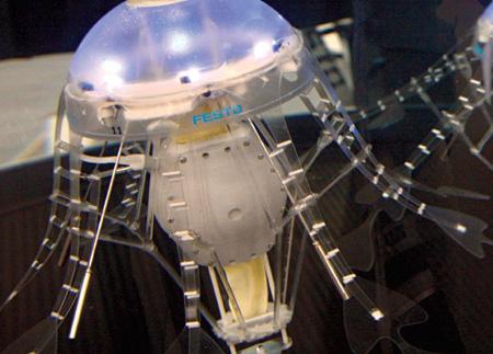 盘点五大最新美国制造机器人(图)
