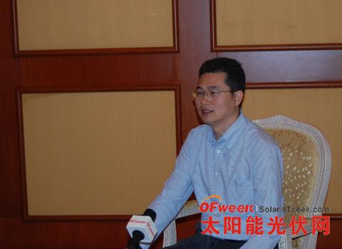 山亿集团高级副总裁汤忠先生