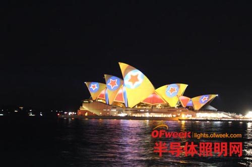 2013澳大利亚国际照明展日前在悉尼成功举办