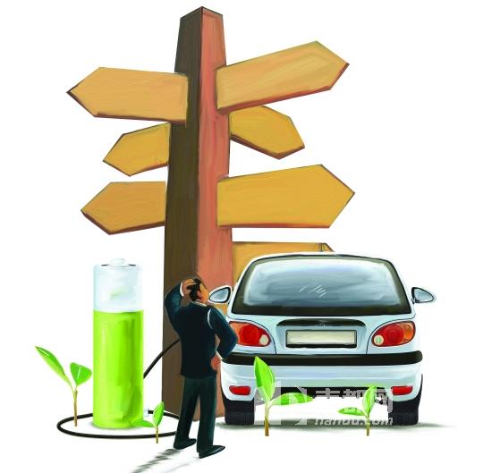 新能源汽车发展之路怎么走