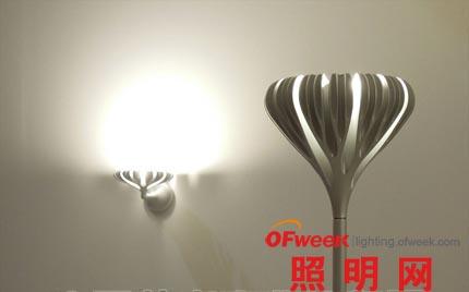 米兰国际灯饰展:LED照明正从技术开发回归对造型设计的追求(图)