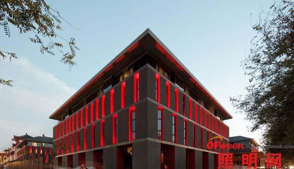 西安威斯汀博物馆酒店照明设计(图)