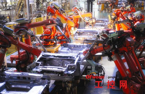 机器人与制造业
